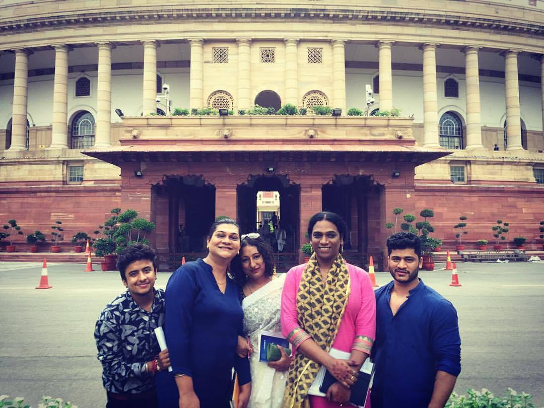 Proud Hijra - Abneena Aher - Queer Voices of India