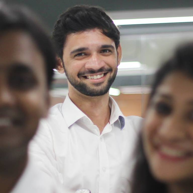 Ankit Andurlekar and his story of accpetance