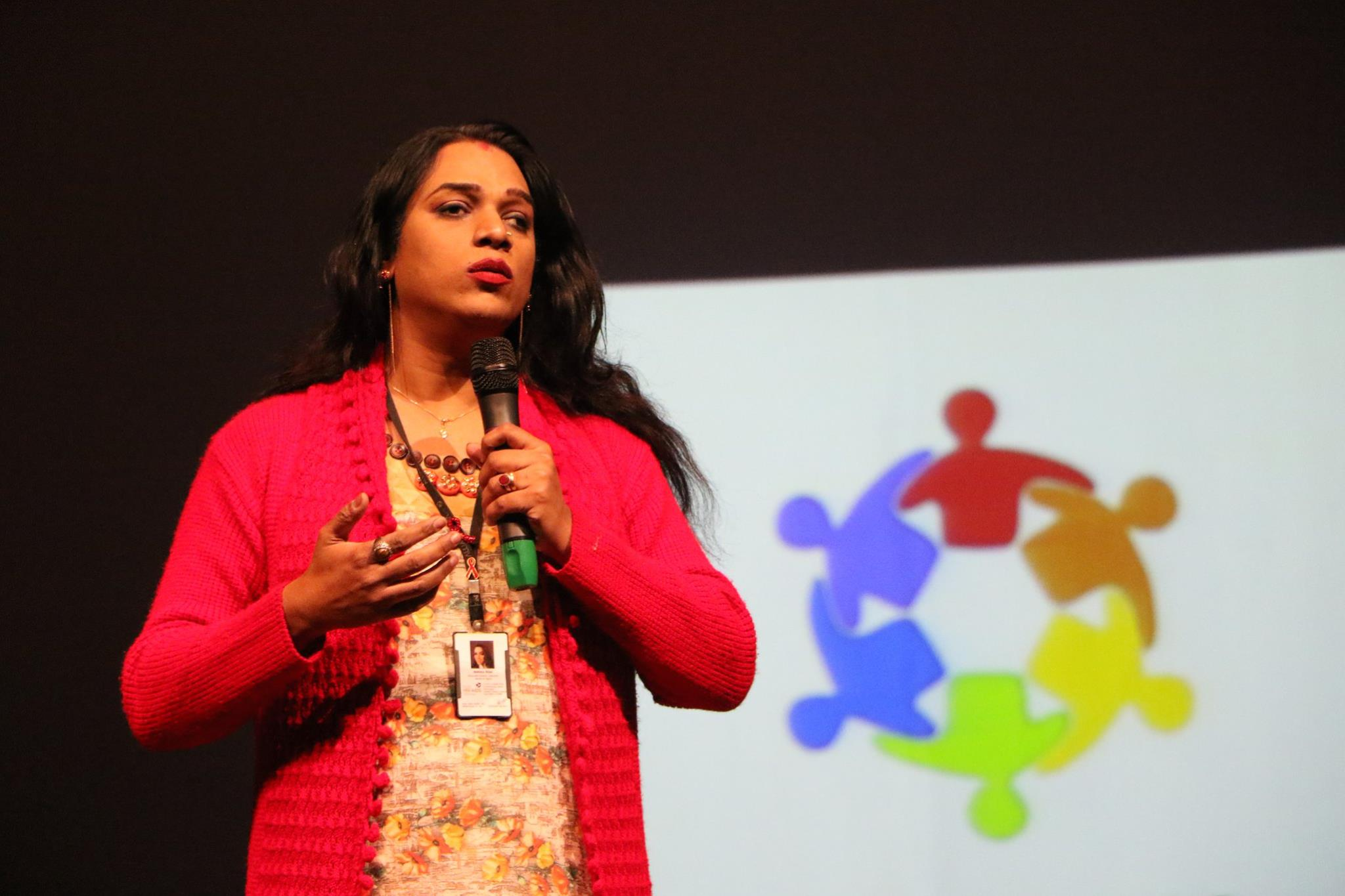 Proud Hijra - Abhina Aher - Queer Voices of India