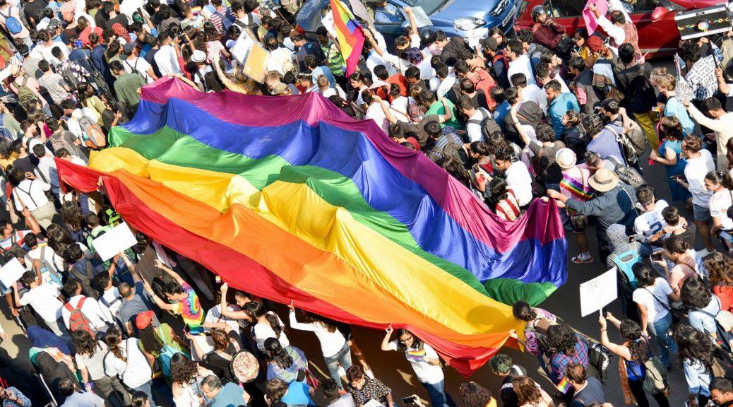 LGBTQ+ Pride Walk