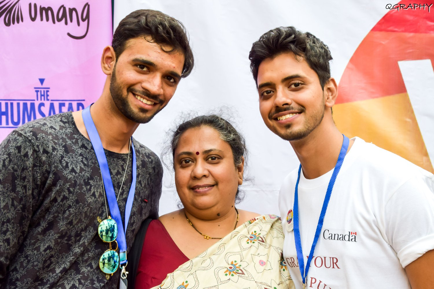 Ankit Andurlekar and his story of acceptance