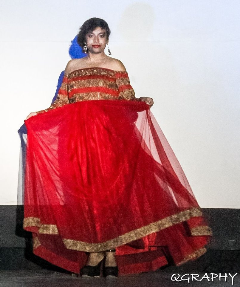 Glorious Transwoman - Nishtha Nishant - Queer Voices of India