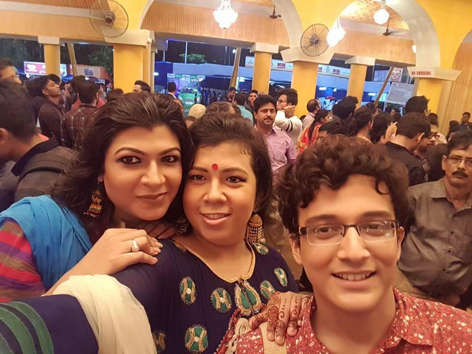 The Vivacious Trans Queen - Avantika Gurung - Queer Voices of India